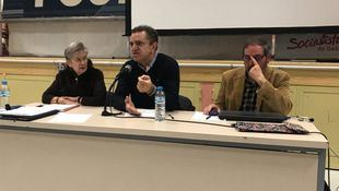 Jornada sobre educación del PSOE-M en Getafe
