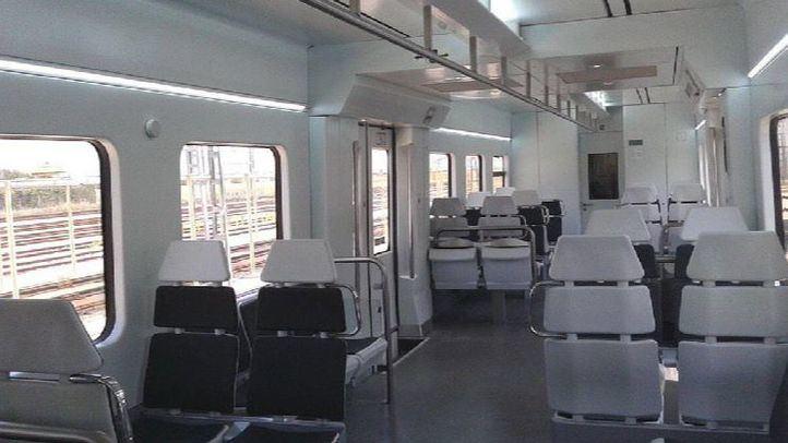 Renfe remodela el interior de sus trenes más viejos
