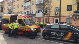 Los servicios de emergencias en Carabanchel