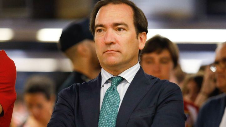 Borja Carabante, consejero delegado de Metro.