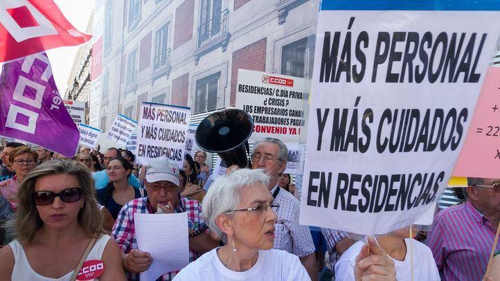 El Defensor del Pueblo señala las carencias en las residencias de mayores