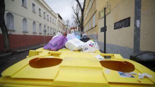 La limpieza de Madrid se pide en Twitter