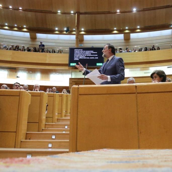 Rajoy desautoriza que se trabaje más el 8M
