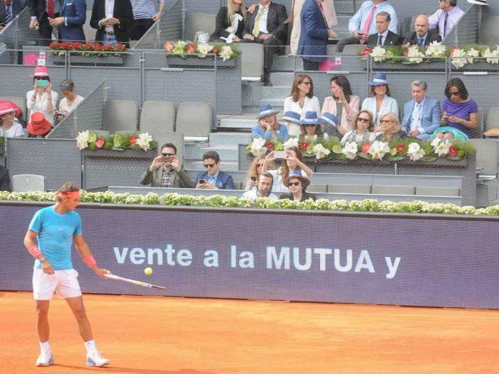 Arranca el Mutua Madrid Open: oferta 800 empleos