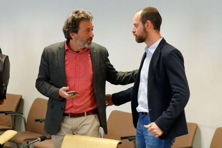 El concejal del grupo municipal socialista, Ignacio de Benito, es el presidente de la comisión de investigación de Bicimad