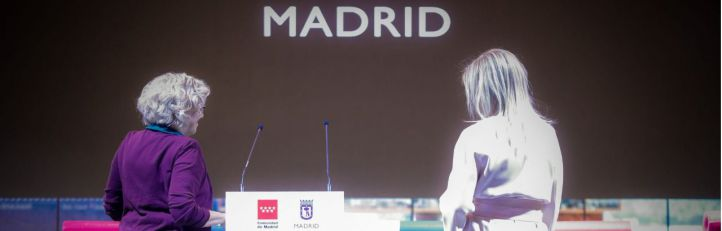 Un Madrid casi femenino y casi feminista