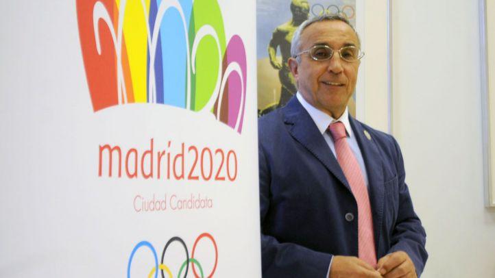 El presidente del COE vuelve a pedir la candidatura olímpica