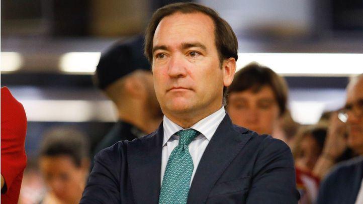Borja Carabante, consejero delegado de Metro de Madrid