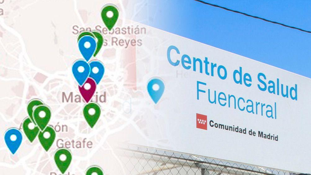 Los centros de salud que se construir n hasta 2020 - Centro de salud aravaca ...