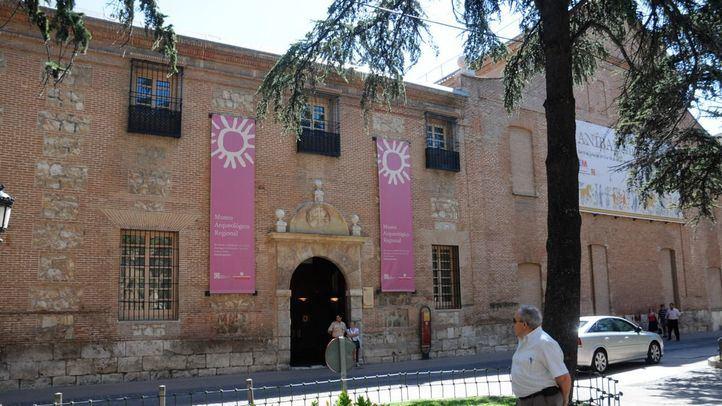 Museo Arqueológico Regional de la Comunidad de Madrid en Alcalá de Henares.
