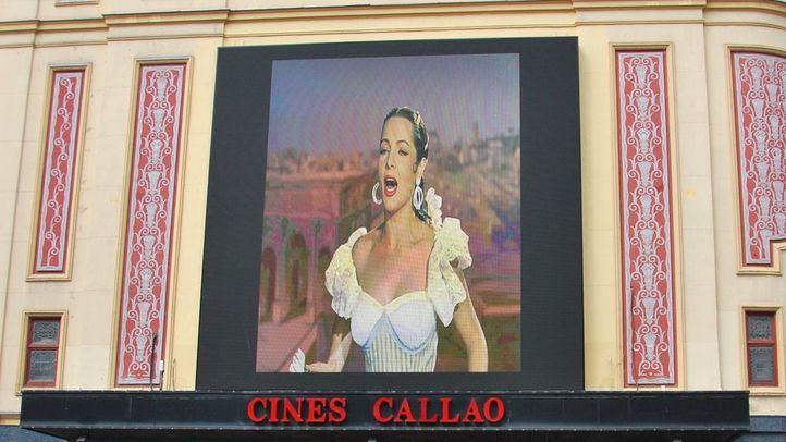 Callao, el día del entierro de la actriz