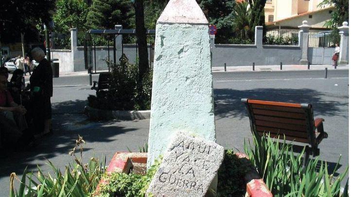Monumento pacifista de Chamartín, 'Nostrolito'