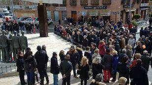 Alcalá de Henares rinde homenaje a las víctimas del 11-M en el 14º aniversario