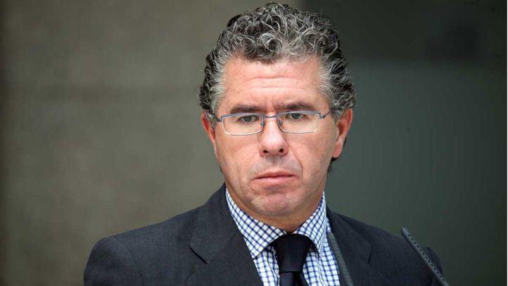 Francisco Granados, expresidente del PP de Madrid