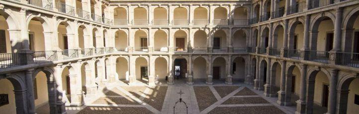 El rectorado de la Universidad de Alcalá de Henares.