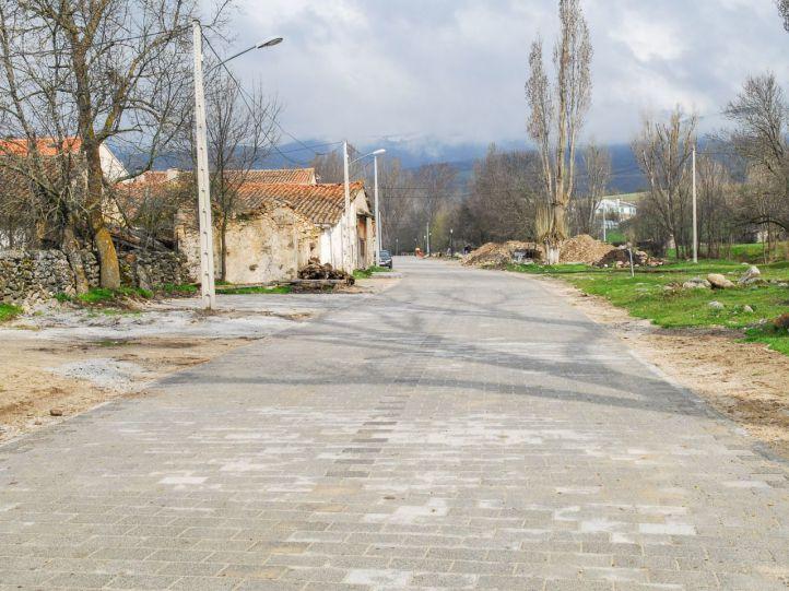 Alameda del Valle, uno de los municipios donde la cobertura no supera los 10 Mbits/s.