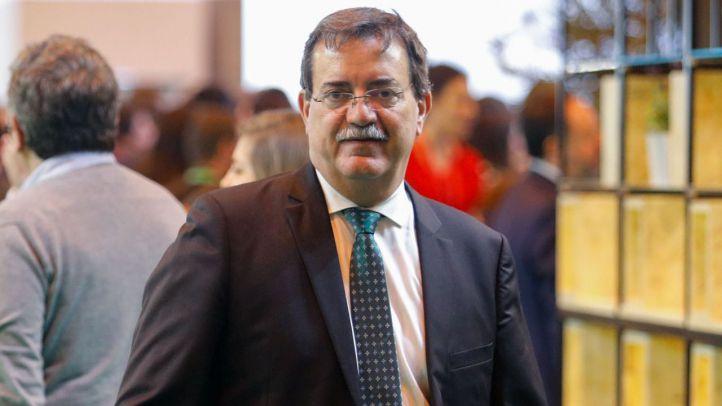 Manuel Molina Muñoz, viceconsejero de Sanidad de la Comunidad de Madrid.