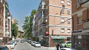 Calle Doctora de Alcalá, en Alcalá de Henares