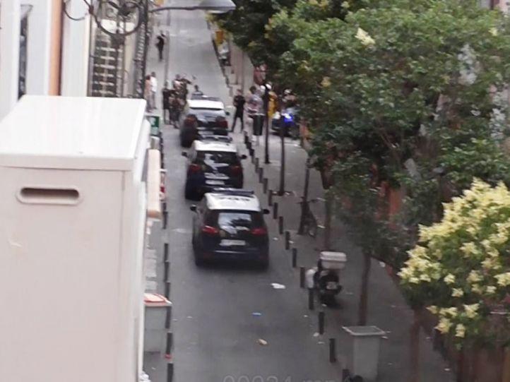 Vaivén del Ayuntamiento con las cámaras en Tetuán
