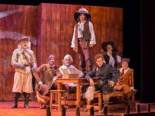 Cyrano de Bergerac: romanticismo de narices