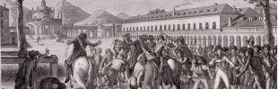 Los madrileños se sublevan en Aranjuez