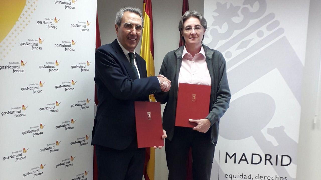 Gas natural fenosa y el ayuntamiento de madrid a nan for Oficinas gas natural fenosa madrid