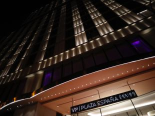 VP Plaza España Design: una inauguración muy vintage