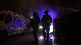 La Policía Municipal dice que intentó salvar al mantero