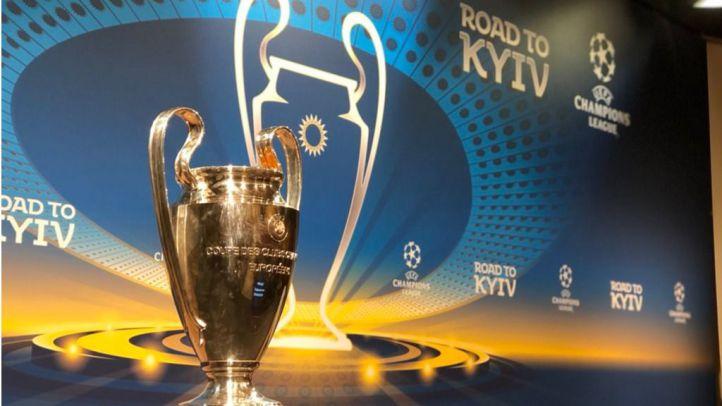 La Juve, nuevo rival del Madrid en Champions