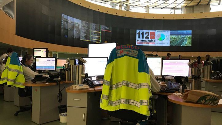 Servicios de Emergencias del 112 Comunidad de Madrid