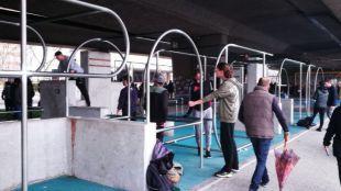 Instalación deportiva de Cocheras