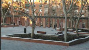 La que se llamará Plaza de los Poetas