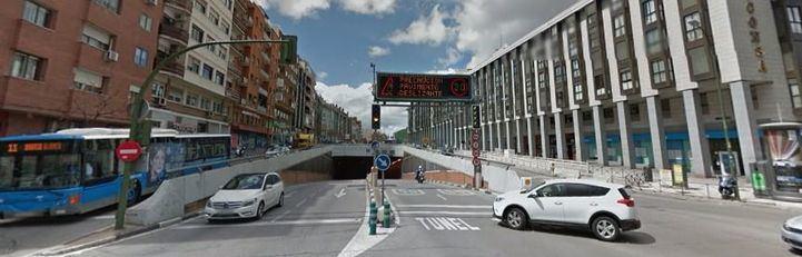 Abiertos los túneles de Plaza Castilla y Sor Ángela de la Cruz