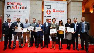 Ganadores de los XII Premios madri+d