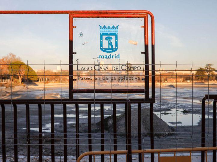 Cancelada la Copa del Mundo de Triatlón por las obras en el lago de la Casa de la Campo