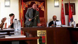 Andrés Samperio Montejano, del Partido Popular, nuevo alcalde de Navalagamella.