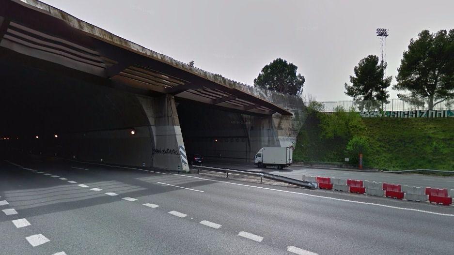 Cerrado por sorpresa el túnel de O'Donnell