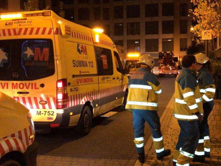 Mueren dos niños en Getafe y su padre es encontrado arrollado por un tren