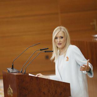 La presidenta solicita su expediente académico a la URJC