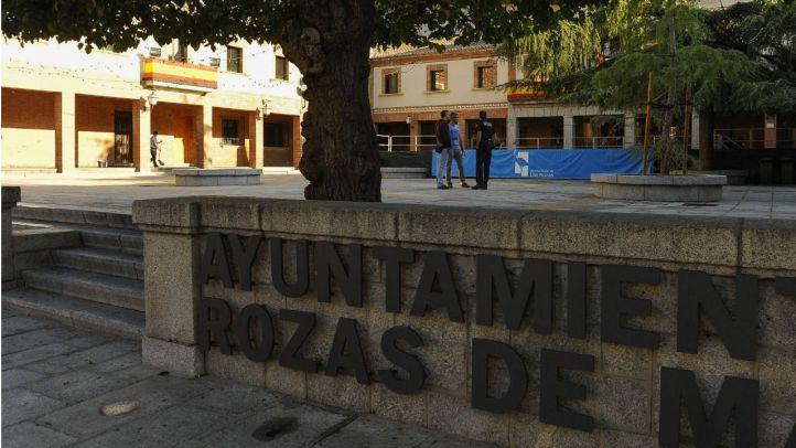La oposición planta en bloque al alcalde de Las Rozas