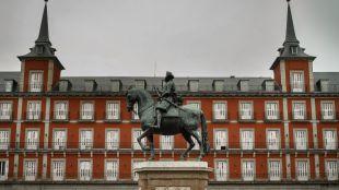 Un lugar fijo para Felipe III