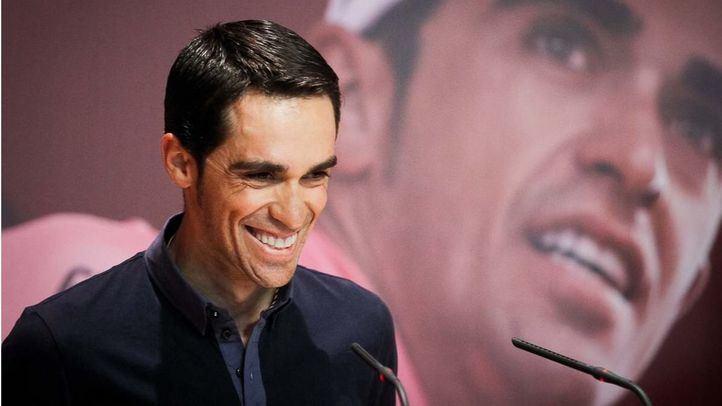 Alberto Contador, en una foto de archivo.