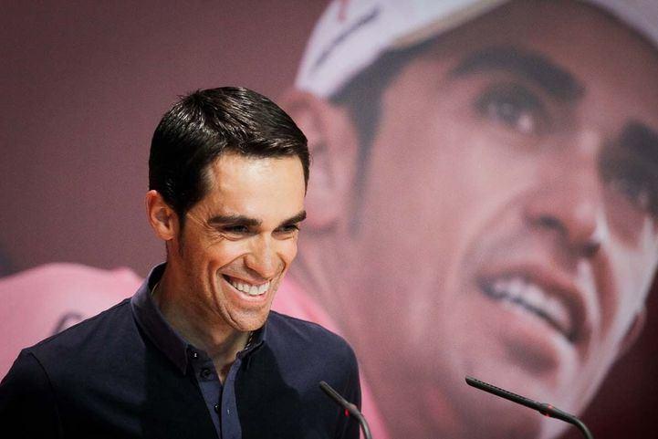 Contador apoya la creación del carril bici en la Castellana