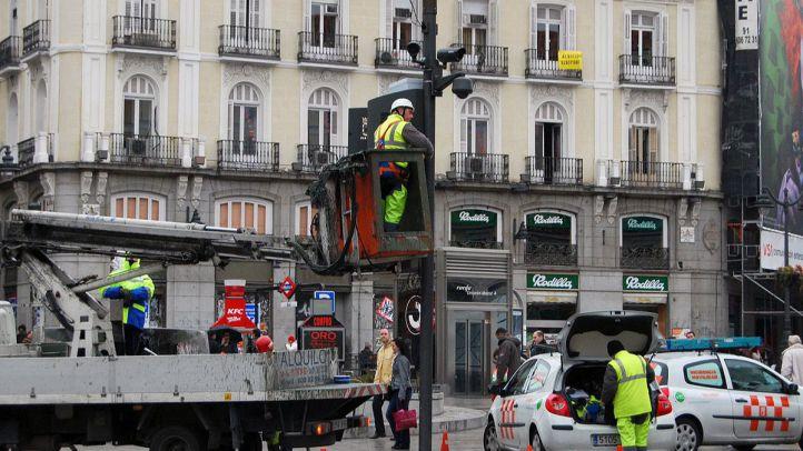 Puente de Vallecas instala 25 cámaras de seguridad