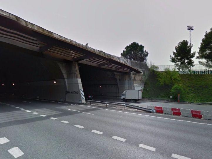 Reabiertos los túneles de O'Donnell y Plaza Castilla