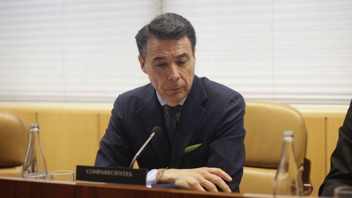 Ignacio Gonzalez comparece en la comisión de investigación en la Asamble de Madrid