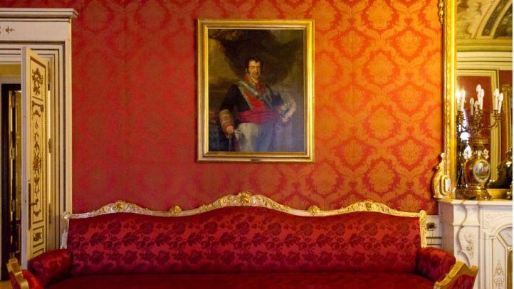 Entrada triunfal del Borbón que pidió ser hijo de Napoleón