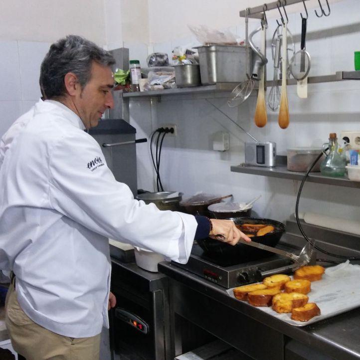 Las pastelerías venderán más de seis millones de dulces