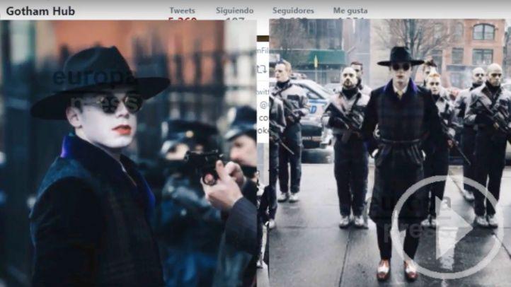 Fotograma de la serie 'Gotham'