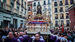 Las procesiones, paso a paso